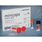 Капилляры end to end 20 мкл ( Minicaps Hirschmann Laborgerate GmbH& Co. KG ) 1 х 100 шт ( 9000220 )