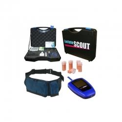 Экспресс-анализатор лактата ( Lactate Scout Starter EKF Diagnostic ) на батарейках