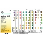 Тест-полоска Мультистикс 10 СГ ( Clinitek Multistix 10 SG Bayer HealthCare )  1 х 100 шт ( А2300С40