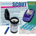 Тест-полоски лактат Lactate Scout Test Strip  2 х 24 тест полоски ( 7023-3405-0727 )