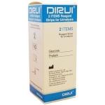 Тест-полоски Дируи Глюкоза-Белок Dirui 2 ITEMS Urine test strip Glucose-Protein  ( D 0004 )