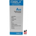 Тест-полоски Дируи A10 Urine Tesr Strip DIRUI A10  100 шт ( D 0201 )