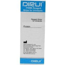 Тест-полоски Дируи Белок Dirui 1Urine test strip PROTEIN ( D 0002 )