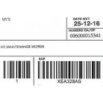 Рем.комплект ЗИП Микрос 60 Kit Maintenance Micros 60 ( XEA328AS )