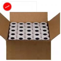 Лента регистрационная 110 мм для лабораторных приборов Thermopaper 110 mm Термобумага 110 мм Thermal Paper Roll 110 mm для термопринтера