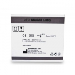ЭйБиИкс Минотон ЛМГ реагент для разведения ABX Minoton LMG Horiba SAS 20l 0102020